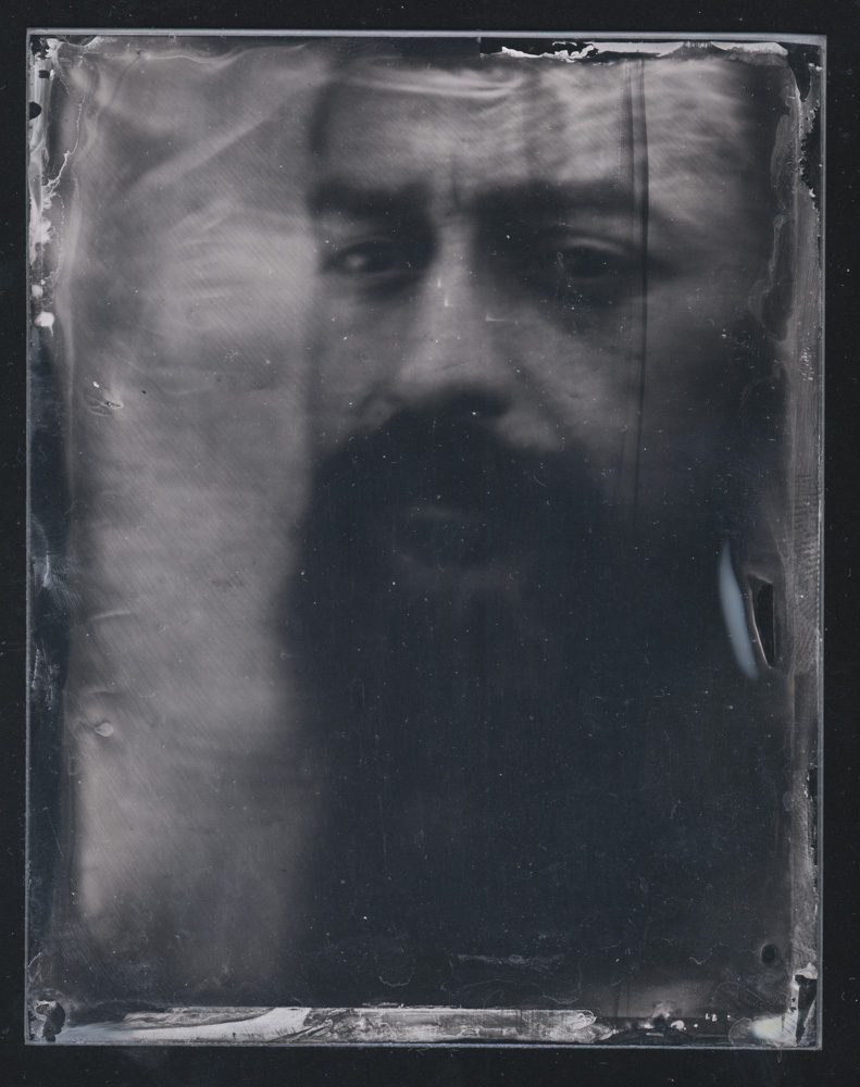 Gallery of portraits taken during the workshops, Daguerreotype and Wet Plate Collodion.